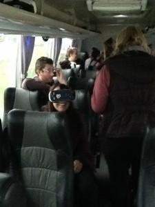 WOWOW bus 5